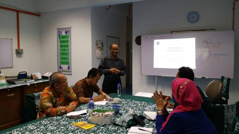 Supervision Course in UTHM 24-25 May 2017 | UCMM Konsortium